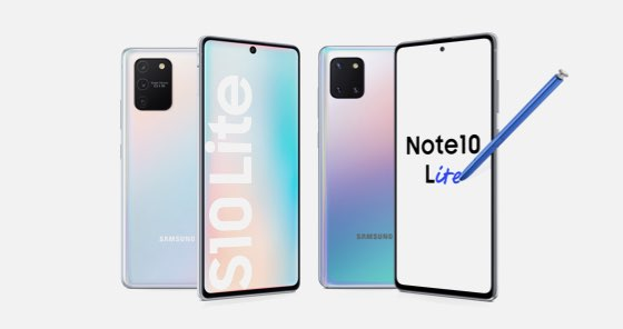 Samsung Galaxy Note10 lite: легендарный фаблет стал ближе
